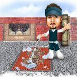 قالیشویی در تبریز